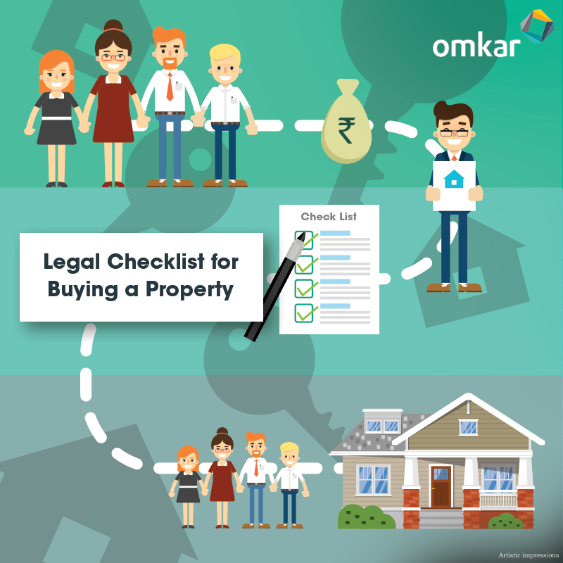 Legal Checklist For Buying A Property