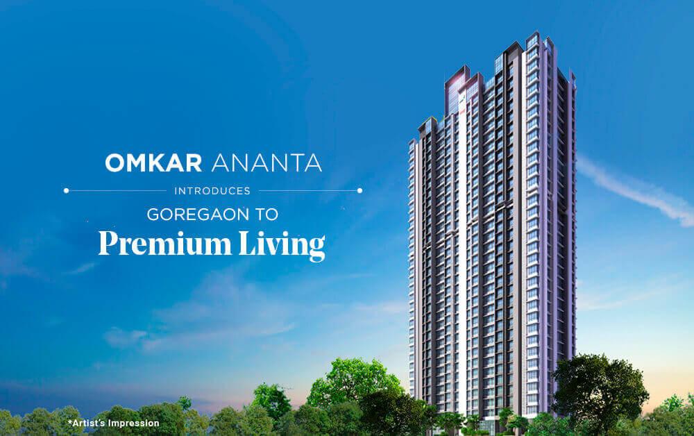 Omkar Ananta Introduces Goregaon To Premium Living