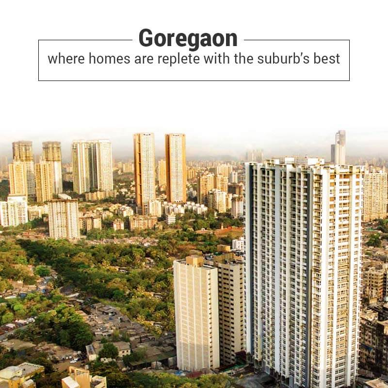 2 BHK Apartment in Goregaon