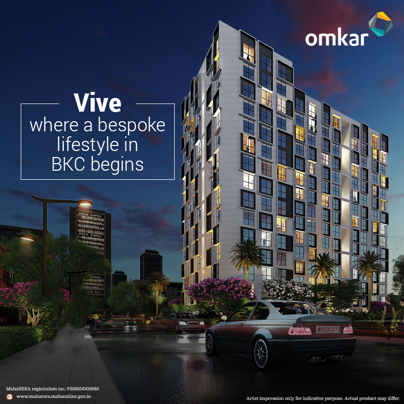 Omkar Vive – Your Gateway to an Indulgent Lifestyle