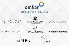 Omkar 1973 Worli Collaborates With The World's Best To Carve, `Palaces in The Sky,' Reflecting Magnanimity and Surrealism For The Who's Who Of The Country