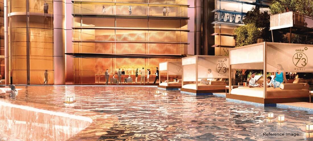 Scenic Infinity Pool