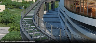 Elevated Jogging Track