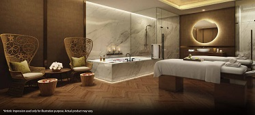 Spa By Elle Spa, Paris- *On chargeable basis