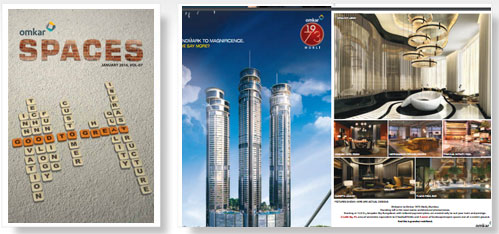 Omkar Corporate Magazine